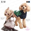 紐約《Pinkaholic》冬季公園帽T S/M號 小狗衣服 小型犬衣服 進口狗衣服 寒流