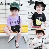 男童短袖女童t恤夏季新款兒童體恤.寶寶半袖嬰兒上衣童裝潮艾美時尚衣櫥