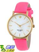 [美國直購 USAShop] 淺粉紅色的手錶 kate spade new york Women s 1YRU0180 Bazooka Pink Watch $8649
