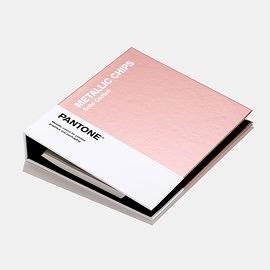 PANTONE 金屬色色票本-光面銅版紙【Metallic Chips Book】/本 GB1507A