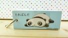 【震撼精品百貨】たれぱんだ_趴趴熊~趴趴熊單字冊-藍色