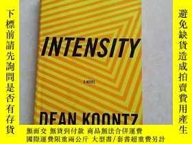 二手書博民逛書店外544號英文原版書罕見Intensity by Dean Ko