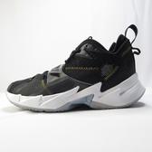 Nike JORDAN WHY NOT ZER0 籃球鞋 XDR耐磨 CD3002001 男款 黑【iSport愛運動】