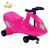 《寶貝樂》小精靈扭扭車兒童三輪車