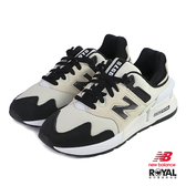 New balance 997 米/黑色 麂皮 休閒運動鞋 女款NO.J0538【新竹皇家 WS997JKWB】