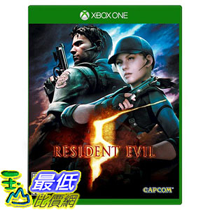 [玉山最低網] XboxOne 惡靈古堡 5 Resident Evil 5 亞版 英文版