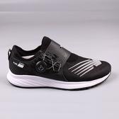 夏季男運動跑鞋 減震舒適旋鈕收緊鞋帶男跑步鞋休閒鞋 防滑透氣