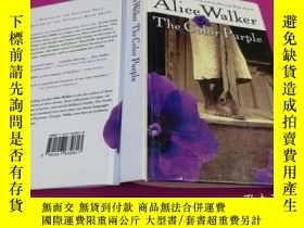 二手書博民逛書店The罕見Color Purple (英文原著《紫色》)Y238780 Alice Walker Harcou