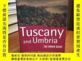 二手書博民逛書店Tuscany罕見and Umbria: The Rough G