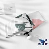 遮陽傘太陽傘女防曬防紫外線迷你個性創意時尚【古怪舍】
