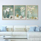 迷朗diy數字油畫客廳臥室歐式抽象花卉數碼填色手工繪油彩裝飾畫 NMS造物空間