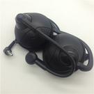戴折疊耳機可通話筆記本平板專用話務耳機...