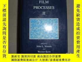 二手書博民逛書店Thin罕見Film Processes, Volume 2 (