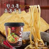 【韓太】韓式手打烏冬杯麵-辣炸豆腐