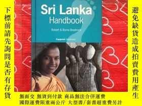 二手書博民逛書店Sri罕見Lanka Handbook【斯里蘭卡手冊】精裝Y23