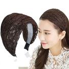熱賣髮帶 韓國遮白髮的髮箍女百搭外出防滑寬邊壓髮卡超寬頭箍網紅髮帶頭飾 艾家
