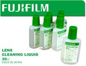 ★相機王★Fujifilm Lens Cleaning Liquid 富士光學鏡片 清潔液 拭鏡液