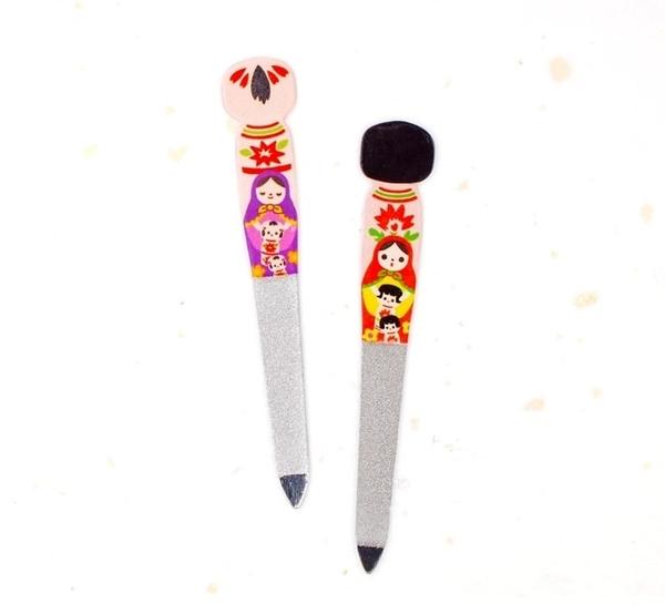 日本 kurochiku 和風物語繽紛招福挫甲刀 (共6色) ◤apmLife生活雜貨◢
