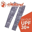 【Wildland 荒野 中性開洞抗UV透氣袖套《中灰》】W1809/春夏款/抗UV/防曬袖套