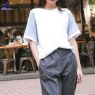 【春夏新品】American Bluedeer - 印花袖休閒衣(魅力價) 春夏新款