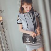 MUMU【G15268】韓系運動風。兩件式個性潮流褲裙套裝