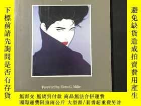二手書博民逛書店The罕見Art of Patrick NagelY258675 Foreword by Elena G.Mi