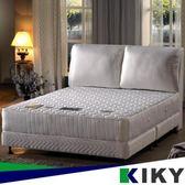 【KIKY】二代英式飯店指定款床邊加強獨立筒床墊-雙人5尺