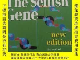 二手書博民逛書店The罕見Selfish Gene(30th Anniversa