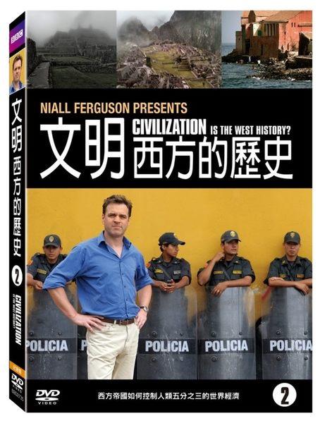 文明西方的歷史2  DVD(購潮8)