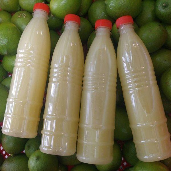 100%鮮榨冷凍純檸檬原汁(550cc)(滿千免運)(半自動榨汁)(採收季本月促銷買五送一)
