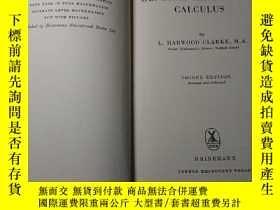 二手書博民逛書店A罕見General Certificate Calculus微