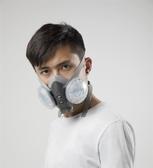 防塵口罩工業粉塵灰塵安爽利308防塵面具裝修打磨煤礦 防霧霾面罩