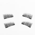 創意磁鐵免膠水假睫毛自然透明梗眼尾款 茱莉亞嚴選