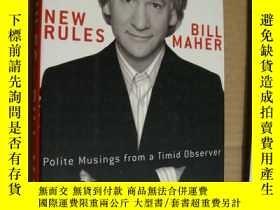 二手書博民逛書店New罕見Rules: Polite Musings from