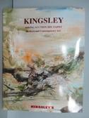 【書寶二手書T6/收藏_PAN】Kingsley Spring Auction 2011 Taipei_Modern…A