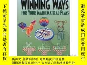 二手書博民逛書店Winning罕見Ways For Your Mathematical Plays, Vol. 3Y36468