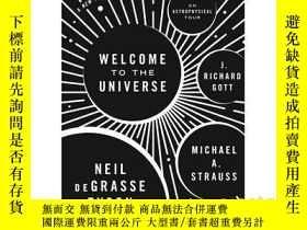 二手書博民逛書店歡迎來到宇宙罕見WELCOME TO THE UNIVERSEY