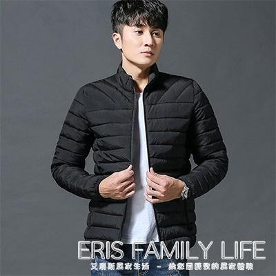羽絨外套新款棉衣男冬季韓版加厚羽絨棉服中青年輕薄短款棉襖男裝外套 艾瑞斯居家生活