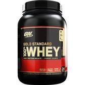 ON 100% Whey Protein金牌低脂乳清蛋白2磅(蛋糕甜甜圈口味)(健身 高蛋白) 公司貨