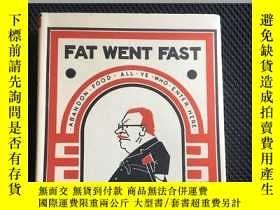 二手書博民逛書店Fat罕見Went FastY86611 Tom Scott Sutherland Christopher J