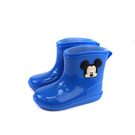 Disney Mickey Mouse 迪士尼 米奇 雨鞋 藍色 小童 童鞋 D120210 no003