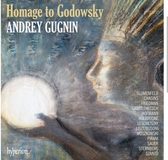 【停看聽音響唱片】【CD】向郭德夫斯基致敬 安德烈.古寧 鋼琴