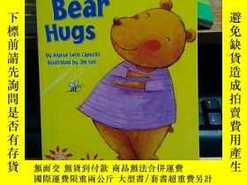 二手書博民逛書店Bear罕見Hugs(STEP INTO READING 1)Y