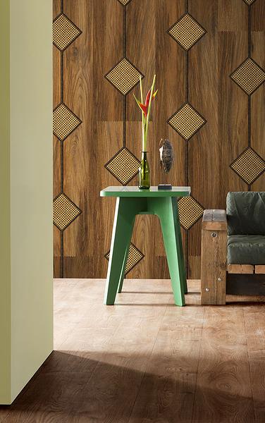 木紋壁紙 籐編織圖案 仿真 荷蘭壁紙 5色可選 NLXL CANE WEBBING / MRV-15