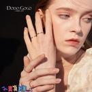 戒指女 尾戒簡約戒指ins潮韓國時尚小眾精致食指戒個性冷淡風輕奢指環新品
