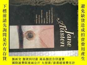 二手書博民逛書店精裝英文【The罕見Complete Novels of Jan