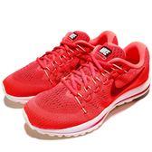【五折特賣】 Nike 慢跑鞋 Wmns Air Zoom Vomero 12 紅 橘 白底 避震穩定 運動鞋 女鞋【PUMP306】 863766-602