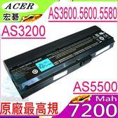 ACER 電池(原廠長效)-宏碁 電池- AS3600,AS3030,AS3050,AS3200,AS3600,AS5500,AS5600,AS5570,AS5580