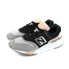 NEW BALANCE 997H 復古鞋 運動鞋 灰/黑/粉 女鞋 CW997HAL-B no735