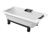 【麗室衛浴】美國 KOHLER Archer 獨立式鑄鐵浴缸 K-45594T 1500*750*545mm 另售K-45595T 1700x800x545mm